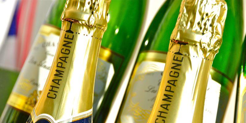 Bouteilles de Champagne © CRTCA
