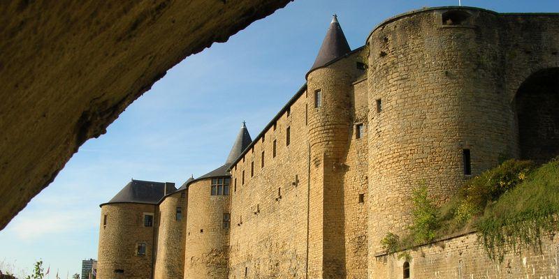 Château fort de Sedan © CRTCA