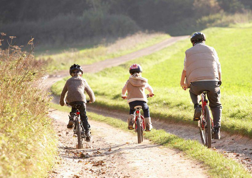 Radfahren in Champagne-Ardenne